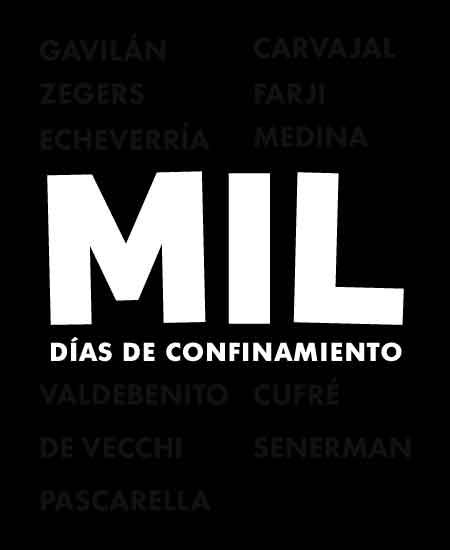 """""""Mil días de confinamiento"""" llega en exclusiva a Fundación CorpArtes"""