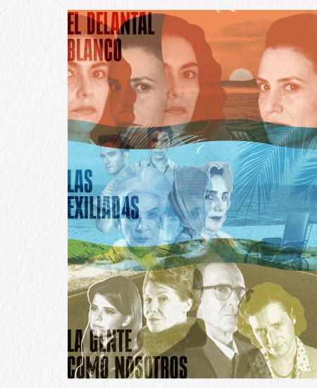 Mira el estreno de Viña, adaptación de la trilogía de Sergio Vodanovic